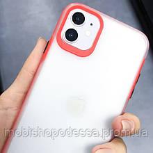 Защитный матовый чехол для Apple Protective Matte Slim Case