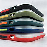Защитный матовый чехол для Apple Protective Matte Slim Case, фото 4