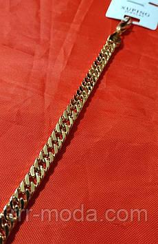 224 Массивные мужские браслеты цепочки под золото оптом в Одессе 7 км