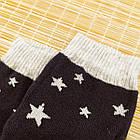 Носки женские махровые новогодние высокие Добра Пара 23-25р медведь тёмно-синие 20038953, фото 3