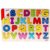 Развивающая игрушка Goki Алфавит (57672)