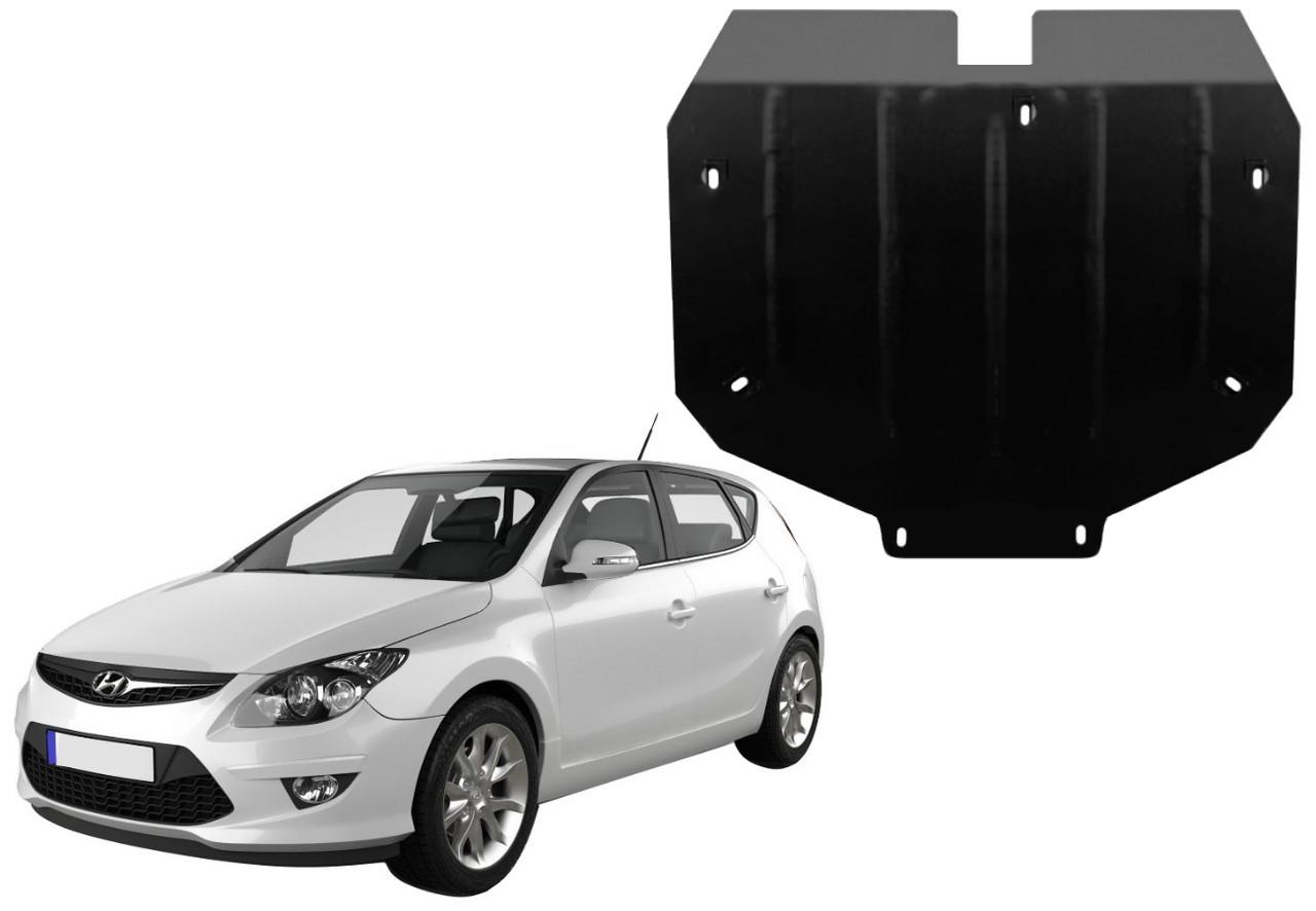 Защита двигателя Hyundai i30 I 2007-2012