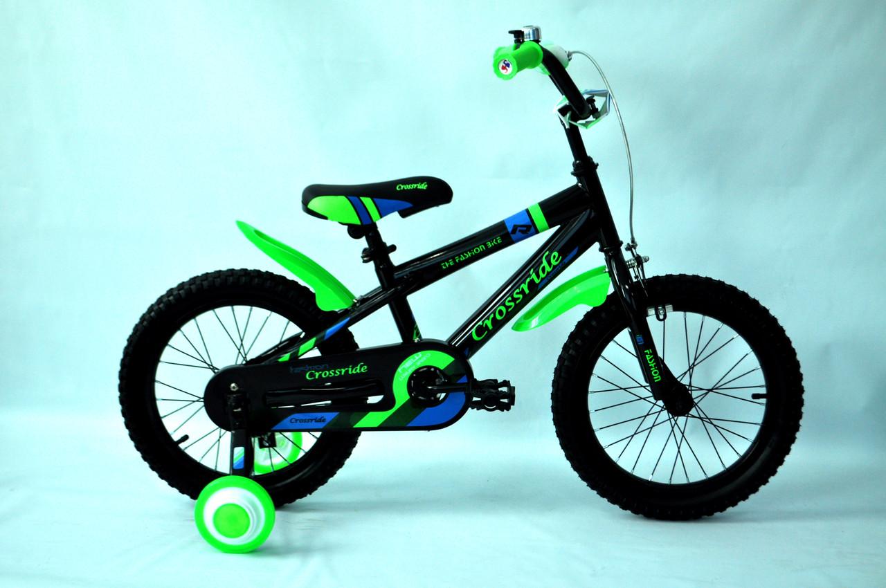 "Велосипед детский Сrossride Fashion Bike 20"""