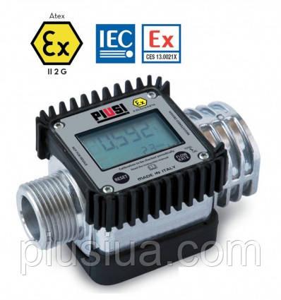Счетчик расхода бензина / керосина PIUSI K24 EX  art.F00408X00