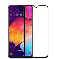 Захисне скло 4Sport Makavo Full Cover для Samsung Galaxy A50 Black