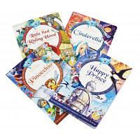 Интерактивная игрушка Smart Koala развивающая книга Fairy Tales (Season1) 4 книги (SKSFTS1)