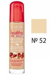 BJ Healthy mix radiance reveal тон. основа №52 (vanilla) 30 мл
