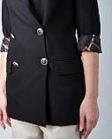 Пиджак женский черный. Турция, фото 3