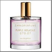 Zarkoperfume Purple Molecule 070.07 парфюмированная вода 100 ml. Тестер Заркопарфюм Пурпурная Молекула 070.07, фото 1