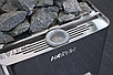 Электрическая каменка Harvia The Wall Combi SW45SA 4.5 кВт вес камней 20 кг с парогенератором, фото 2