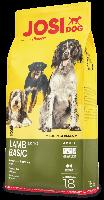 Полноценный сухой корм для взрослых собак JOSERA JosiDog Lamb Basic с ягнёнком (18 кг.)