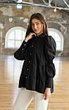 Стильная женская блуза из бенгалина 23-1, фото 5