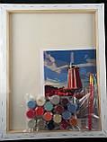 "Набор-стандарт, картина по номерам, ""Старая мельница, 35х45см, ROSA START, фото 4"