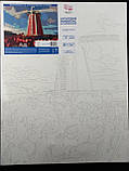 "Набор-стандарт, картина по номерам, ""Старая мельница, 35х45см, ROSA START, фото 5"
