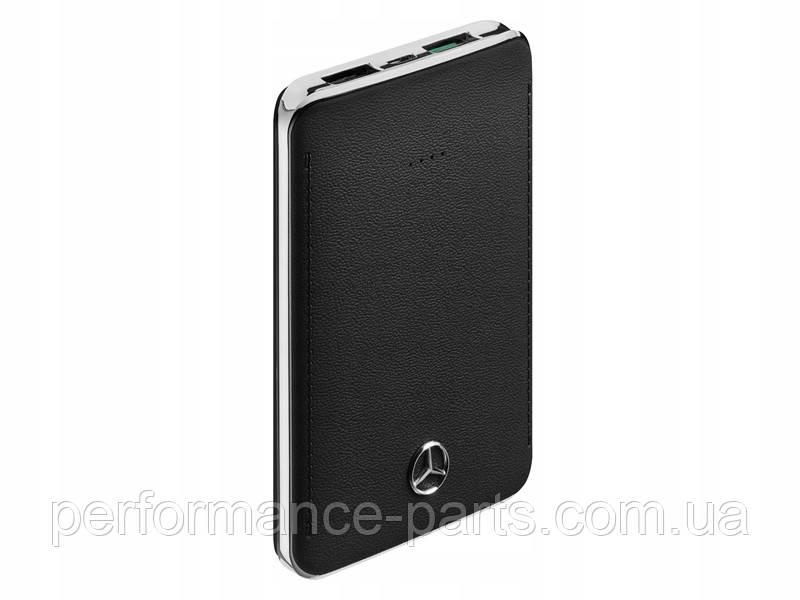 Портативний зарядний пристрій Mercedes Powerbank, 5000 mAh, Black / Silver B66953522