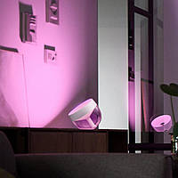 Philips Hue White and Color Ambiance Iris różowy, фото 1