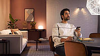 Philips Hue White and Color Ambiance Signe aluminium 4080148P9, фото 1