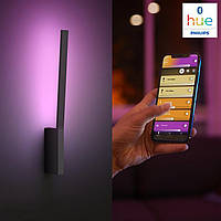 Philips Hue White and Color Ambiance Liane Black 4090230P9, фото 1