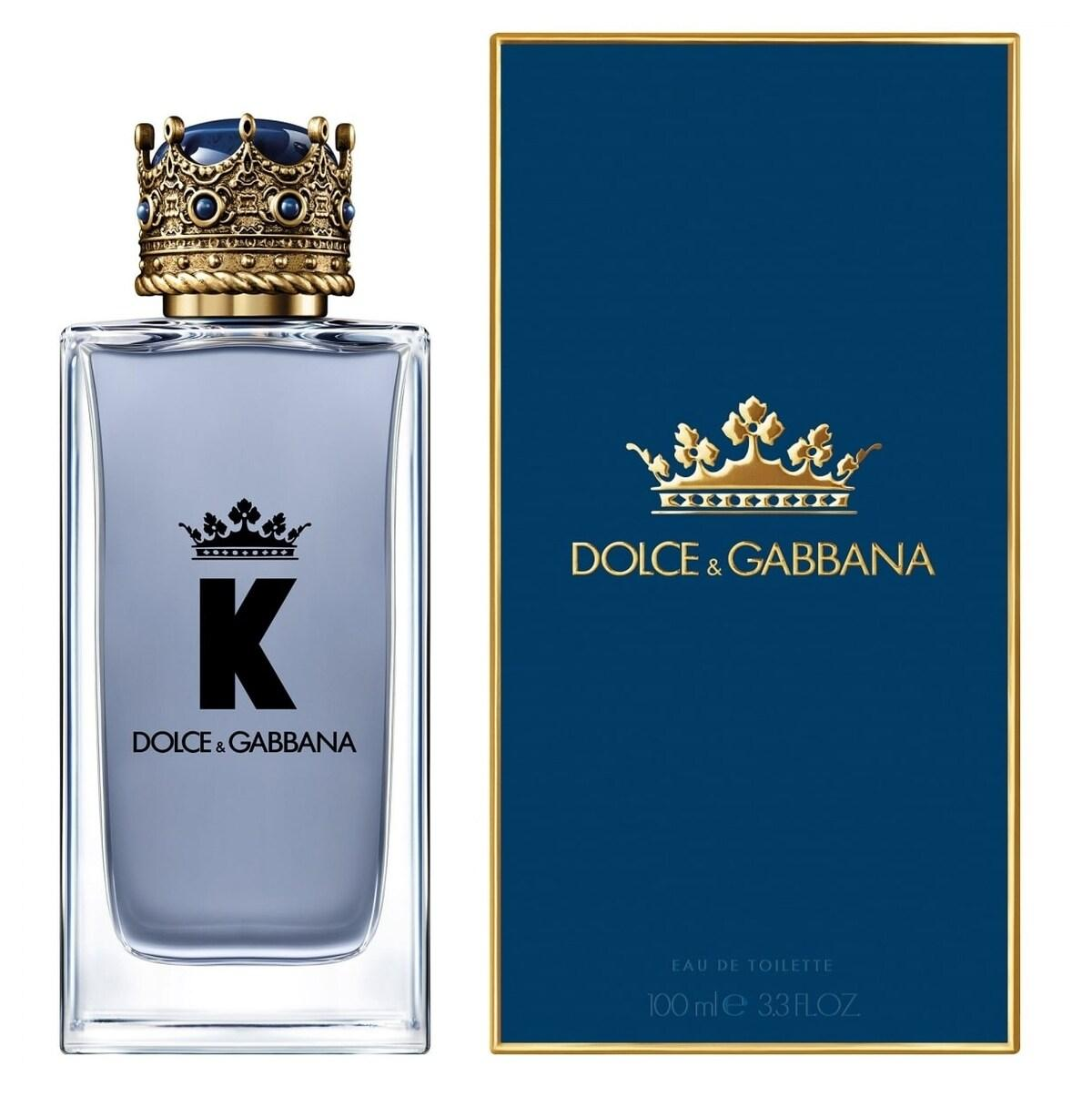 Оригинал мужская туалетная вода Dolce&Gabbana K