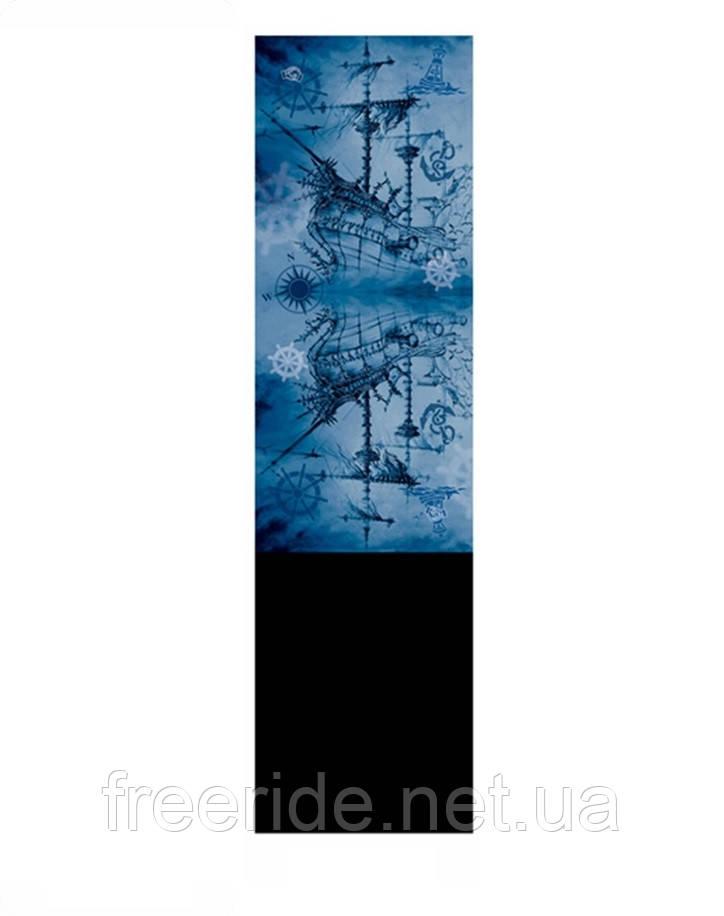Зимний бафф с флисом (пиратский корабль)
