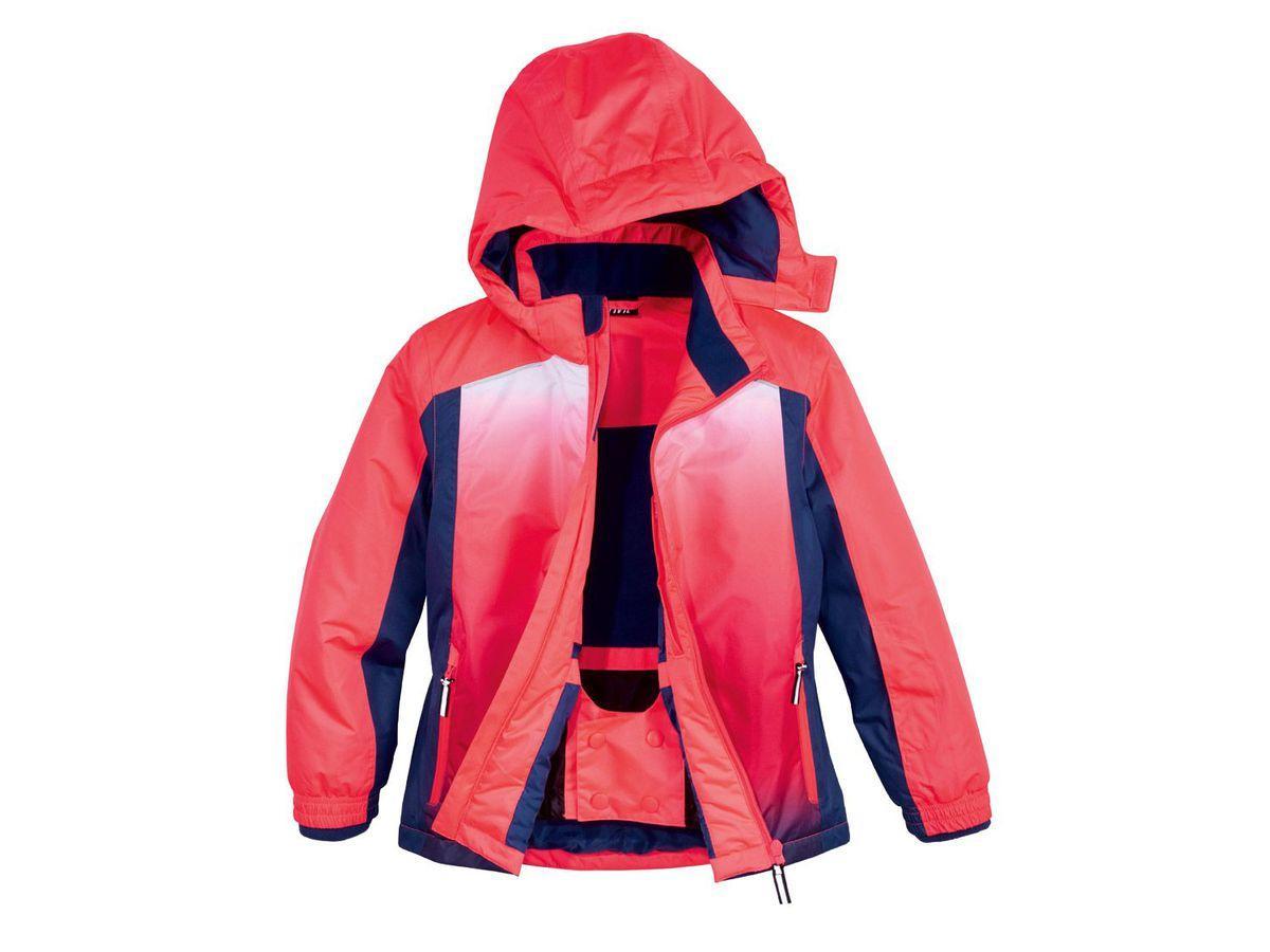Зимняя куртка Crivit для девочки 10-12 лет, рост 146/152