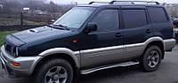 Дефлекторы оконNissan Terrano II 1996-2004 (R20) | Ветровики Ниссан Террано