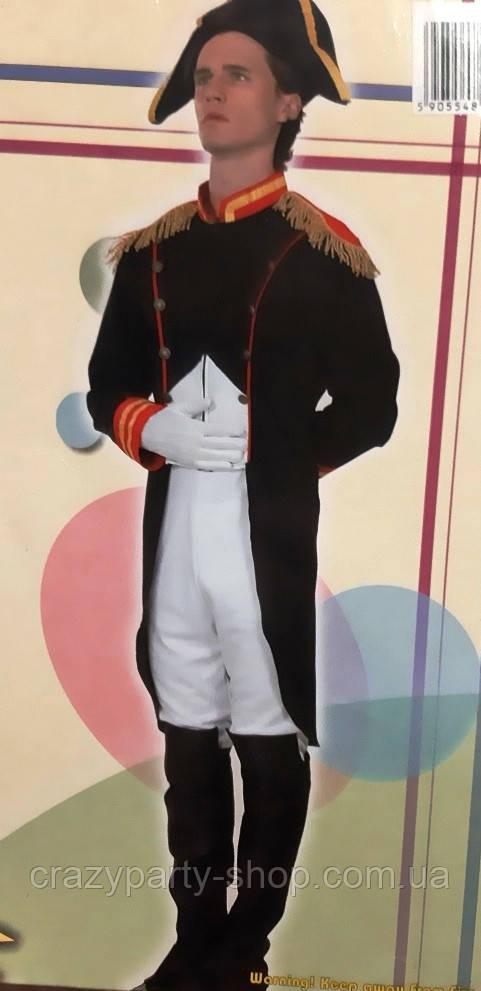 Карнавальный костюм Наполеон 46 б/у