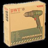 Безударна Дрель DWT, 600 Вт, BM06-10G, фото 2