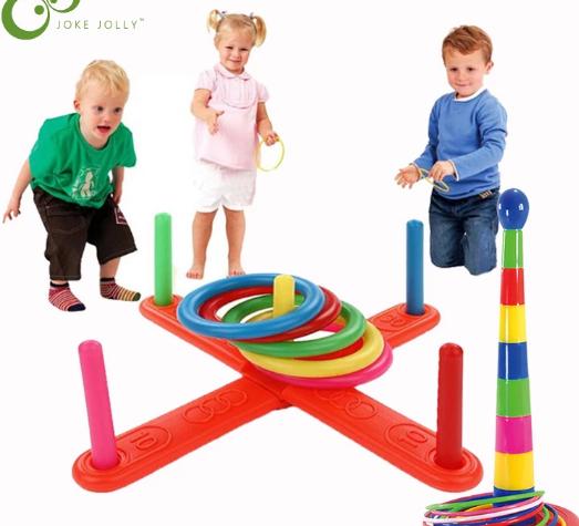 Игра Кольцоброс для детей.