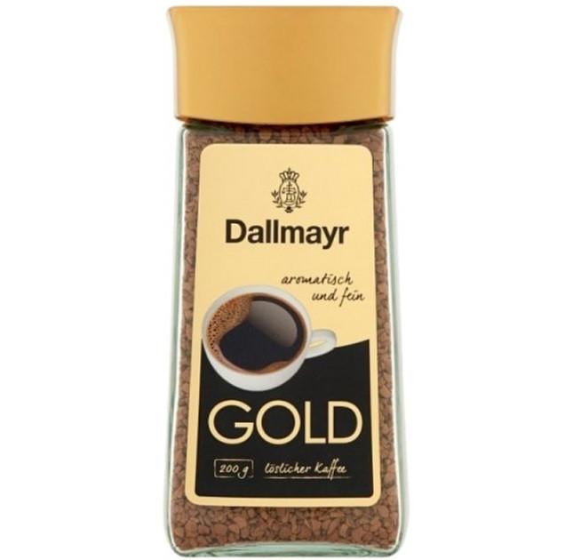 Кофе растворимый Dallmayr Gold 200 г Германия