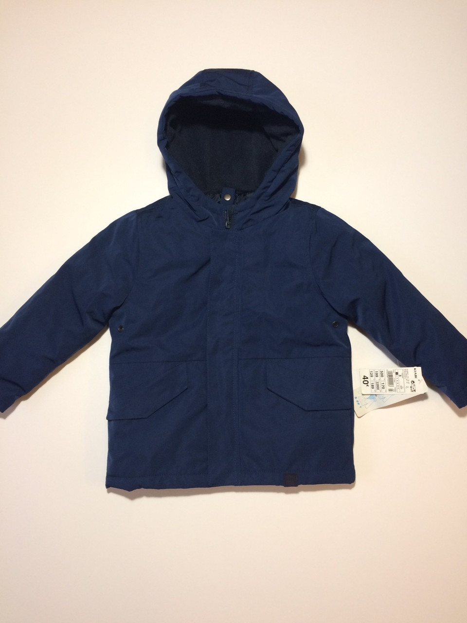 Зимняя Куртка Kiabi 3in1 SYSTEM для мальчика 2-3 года