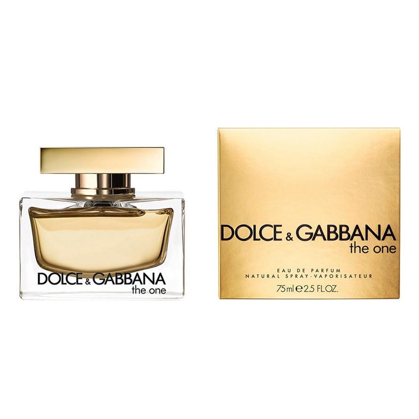 Оригинал женская парфюмированная вода Dolce&Gabbana The One
