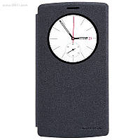 Чехол Nillkin Sparkle Leather Case для LG G4s (Beat/H734) Dark Grey