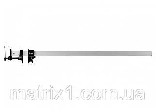 Струбцина-вайма з алюмінієвої рейкою VOREL 2400 мм