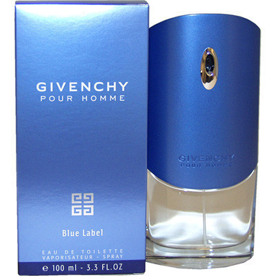 Оригинал мужская туалетная вода Givenchy Blue Label