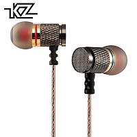 Наушники вакуумные Knowledge Zenith EDR1, внутриканальные, с микрофоном, KZ