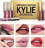 Набор матовых жидких помад Kylie Birthday, фото 6
