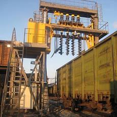 Бурорыхлительное оборудование для железнодорожного транспорта