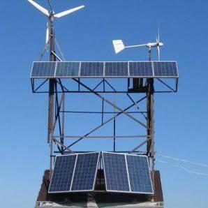 электростанции на альтернативных источниках энергии