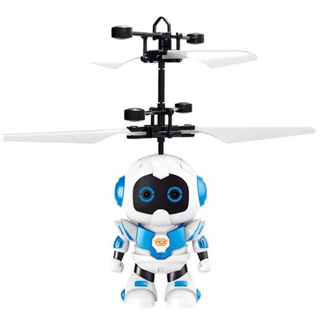 Інтерактивна іграшка Літаючий робот з датчиком