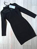 Маленькое черное шикарное платье от Vero Moda размер XS, фото 1