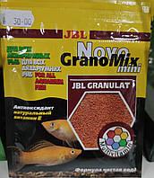 Корм JBL Novo GranoMix mini для рыб в гранулах 30 мл