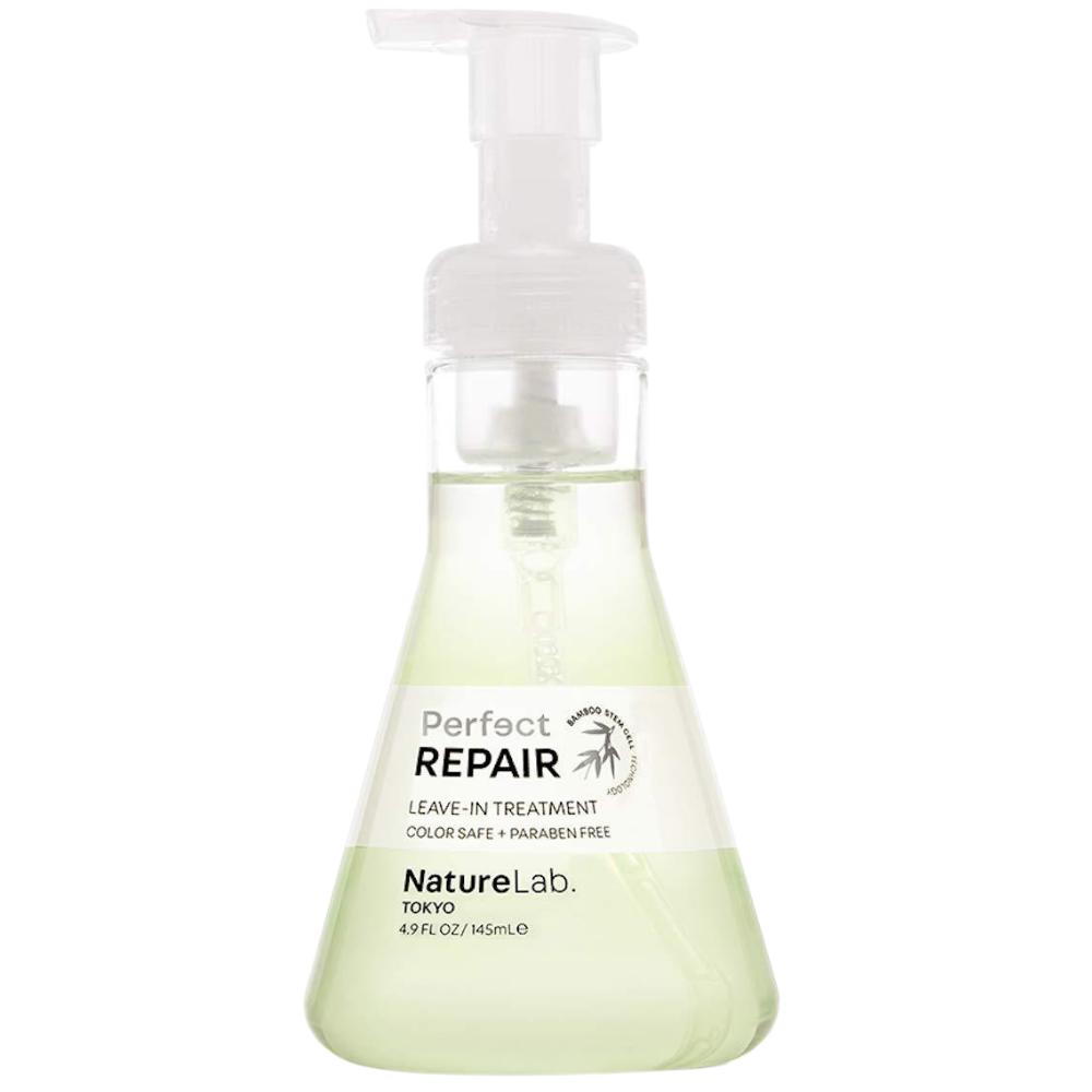 Несмываемая пенка-уход для восстановления волос NatureLab TOKYO Perfect Repair Leave-In Treatment 145 мл