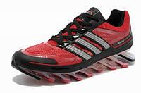 Кроссовки мужские Adidas Springblade (адидас) красные