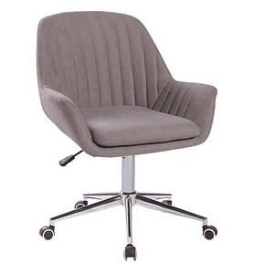М'який стілець-крісло сіре Bliss grey Special4You