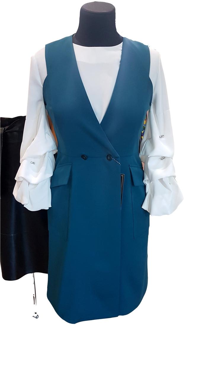 Сукня - жилет