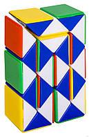 """Головоломка для дітей чарівна змійка """"Magic cube"""", фото 1"""