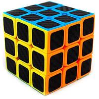 Кубик Рубик  3х3, головоломка для детей  с противоскользящими наклейками