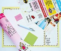 Креативный Подарок девушке карта желаний WISH BOARD