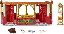 Игровой набор  Sylvanian Families Городской трамвай